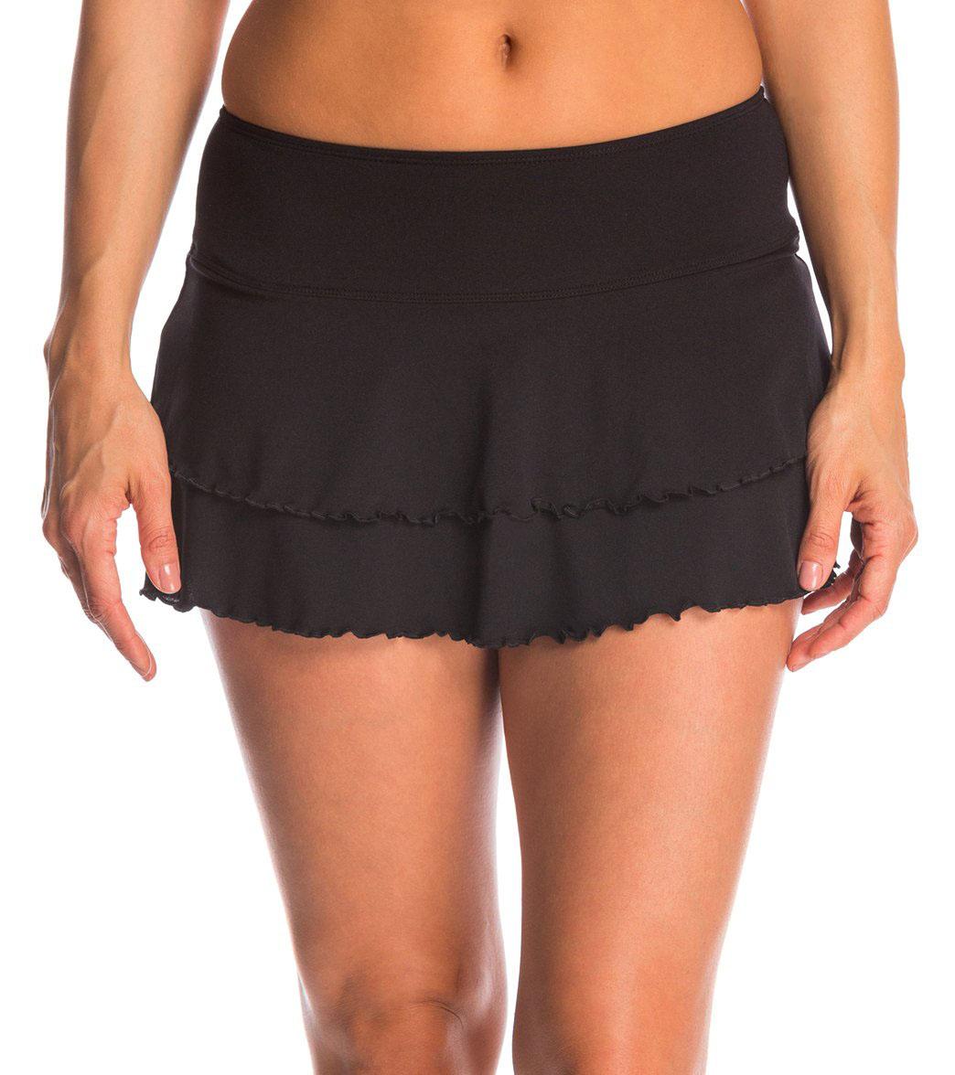 Body Glove Swimwear Smoothies Lambada Cover Up Swim Skirt at SwimOutlet.com