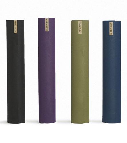 "Jade Yoga Harmony Professional Yoga Mat (3/16"") Long At"