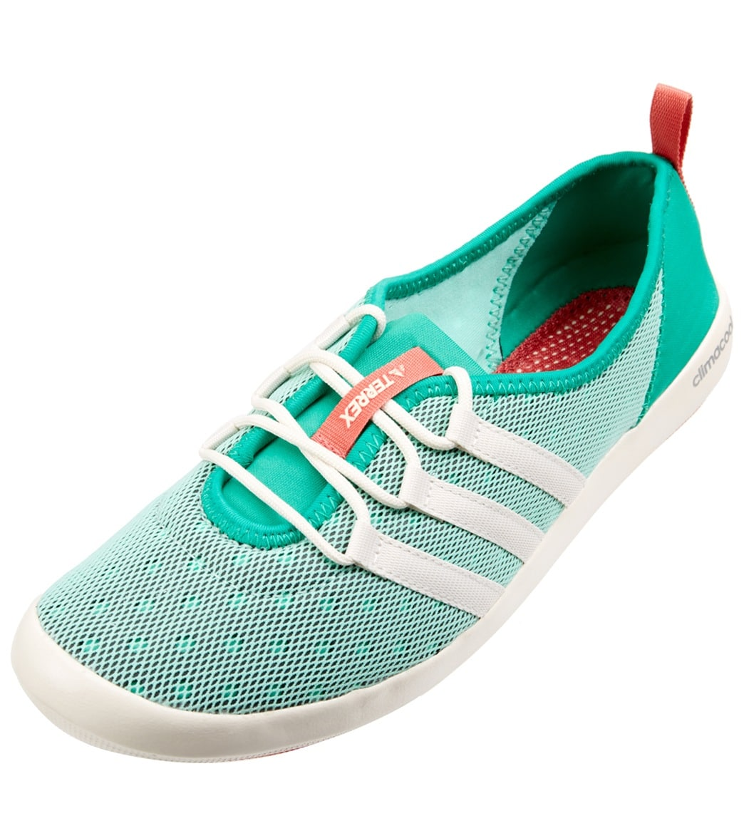 Adidas Women's Climacool Boat Sleek Water Shoes at SwimOutlet.com - Free  Shipping