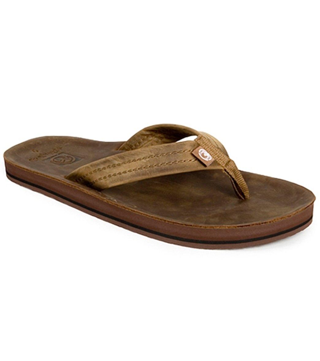 Mens Ocean Minded Durbo Slip On Toe Post Sandals