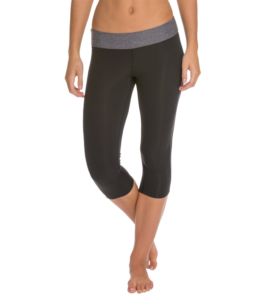 Speedo Women's Swim Capri Pant at SwimOutlet.com