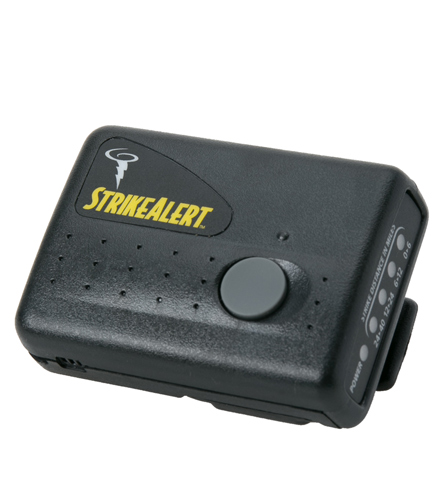 Robic M747 Strike Alert Personal Lightning Detector At Free Shipping