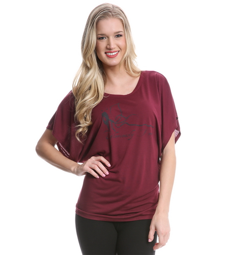 Barefoot Gypsy Fairy Tee At Yogaoutlet Com