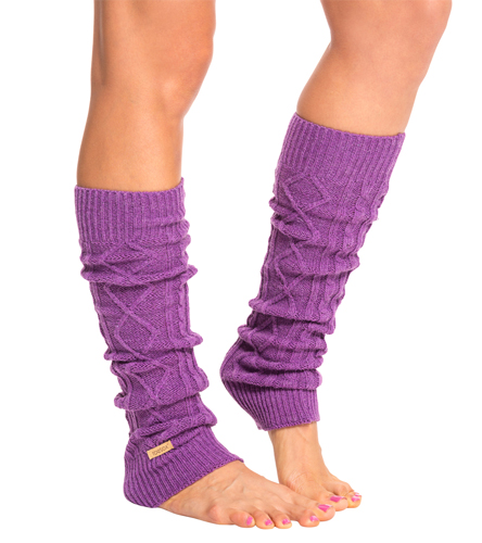 Toesox Knee High Leg Warmers At Yogaoutlet Com