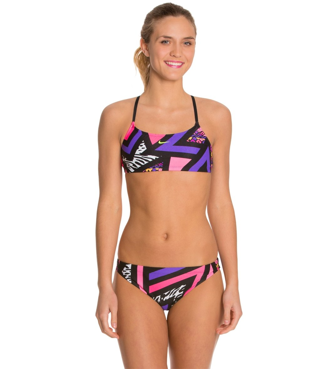 nike 2 piece swimsuit