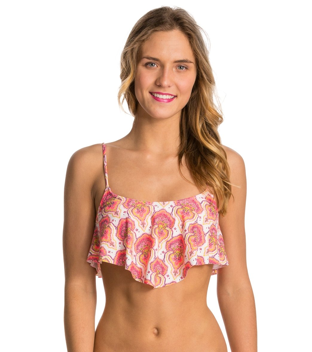 Tank Crop Bikini Top