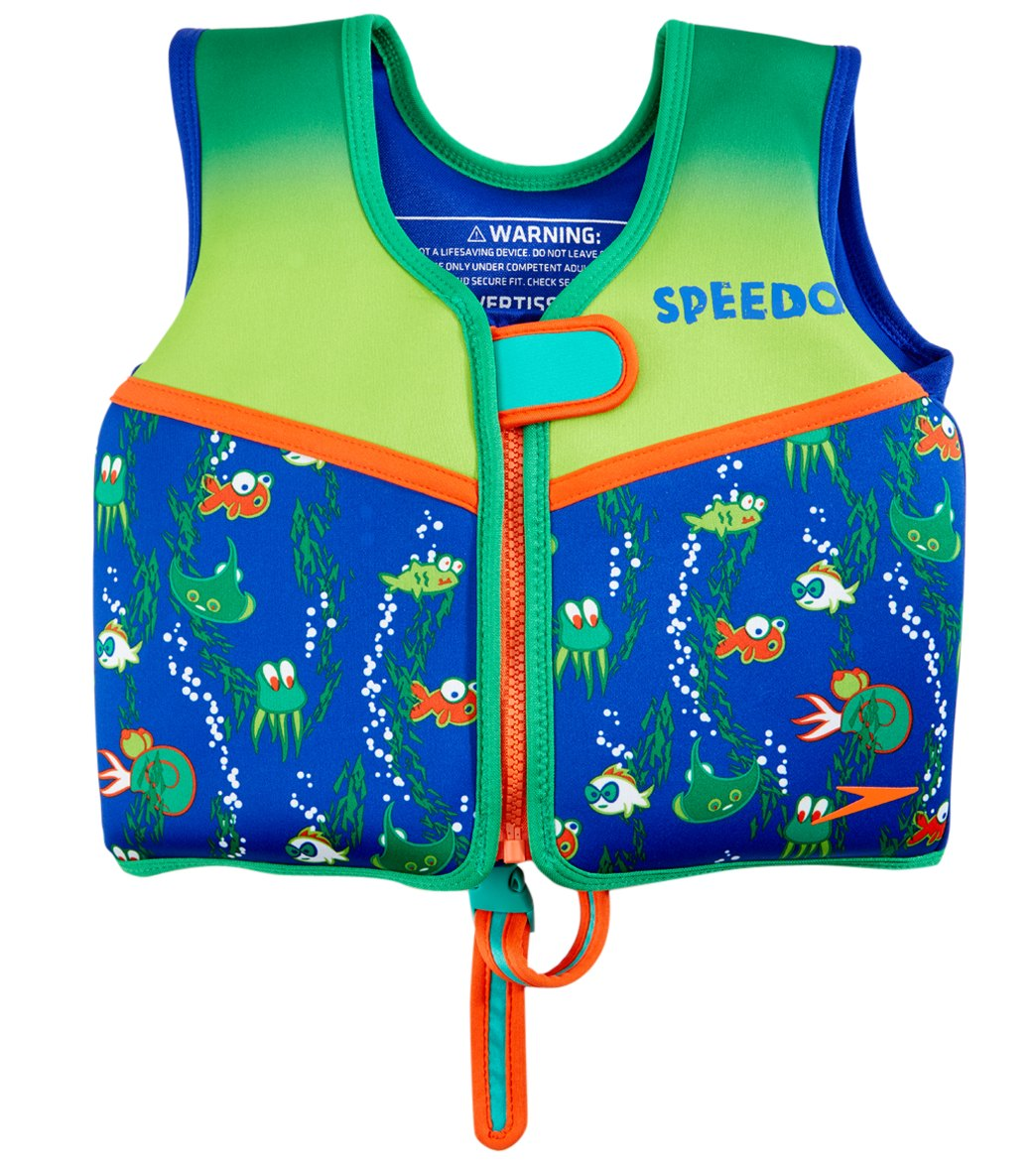 SwimSchool Level 2: Swim Vests - YouTube