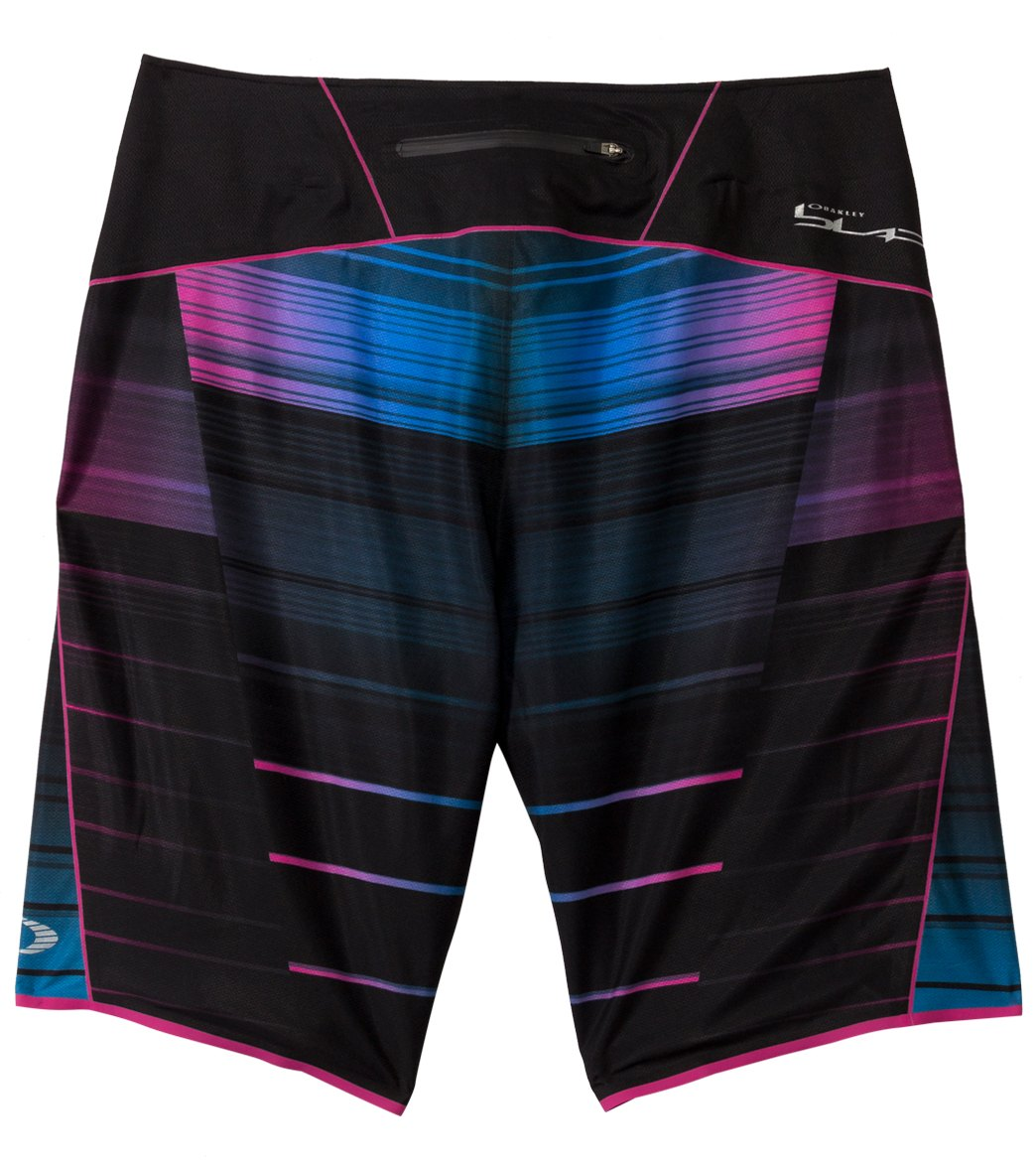 board shorts oakley 3b89  Oakley Men's Blade Razor-Pro Boardshorts at SwimOutletcom