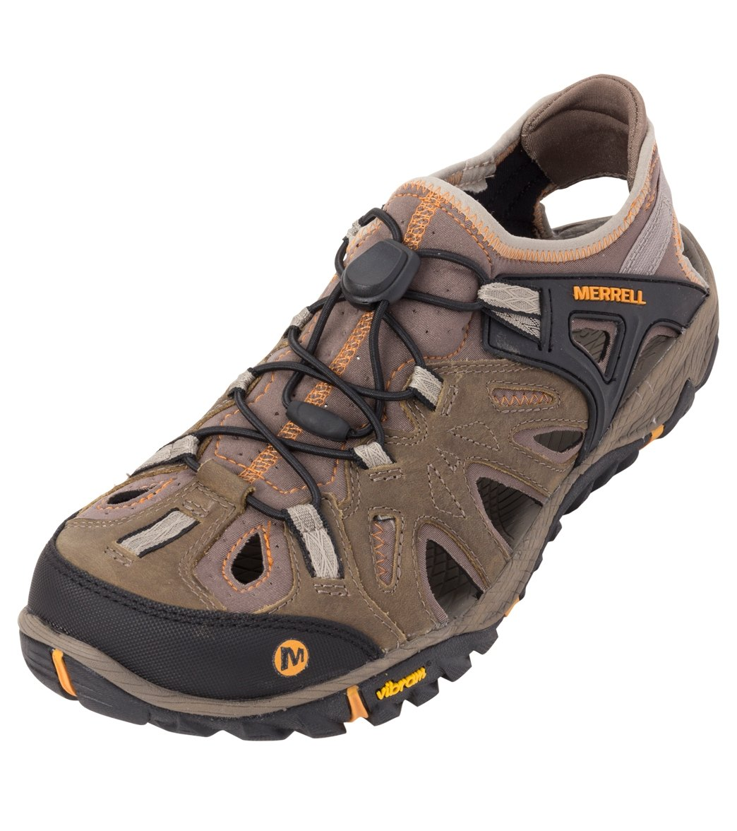 Merrell Men's All Out Blaze Sieve Water Shoes at SwimOutlet.com ...