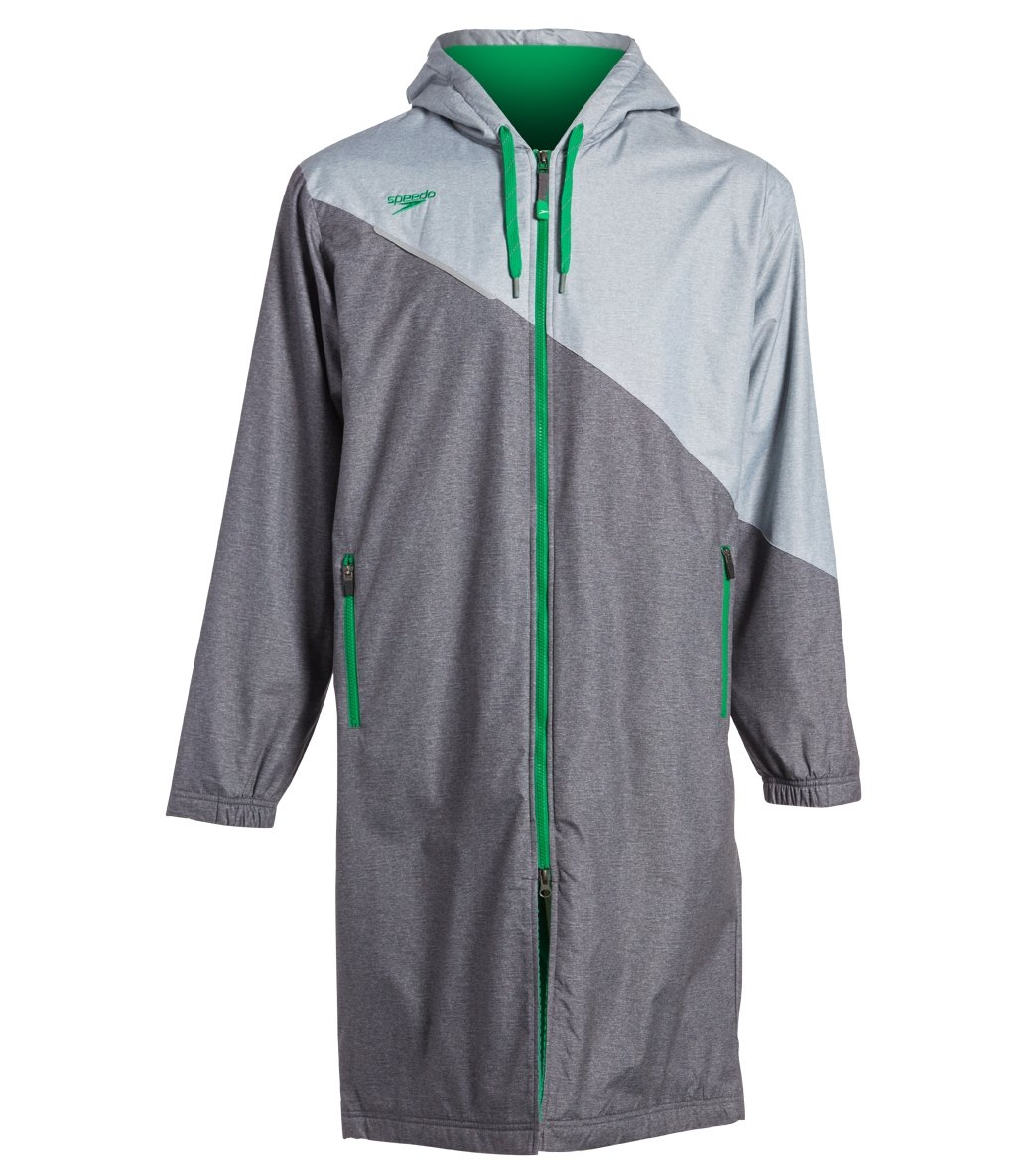 Speedo Color Block Parka at SwimOutlet.com - Free Shipping