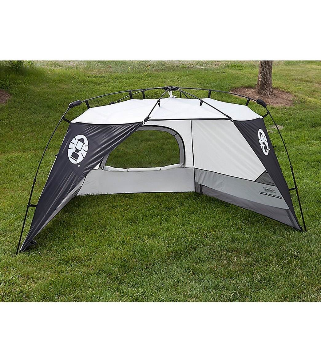 Coleman Instant Shade Teammate Shelter Beach Tent at SwimOutlet.com - Free Shipping  sc 1 st  SwimOutlet.com : tents for beach shade - memphite.com