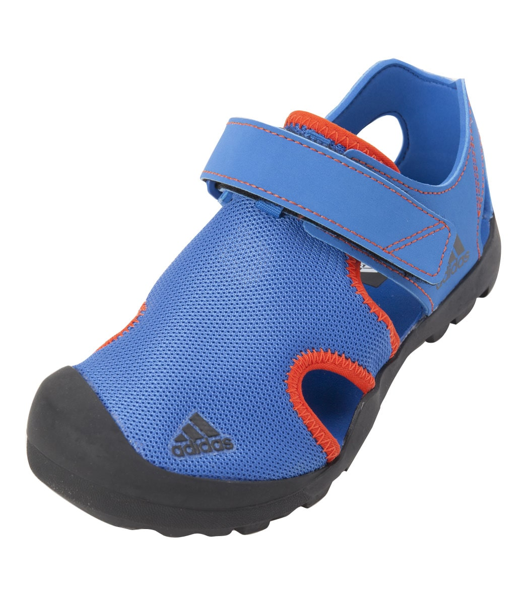 Adidas Kids' Captain Toey Water K Shoes at SwimOutlet.com - Free ...