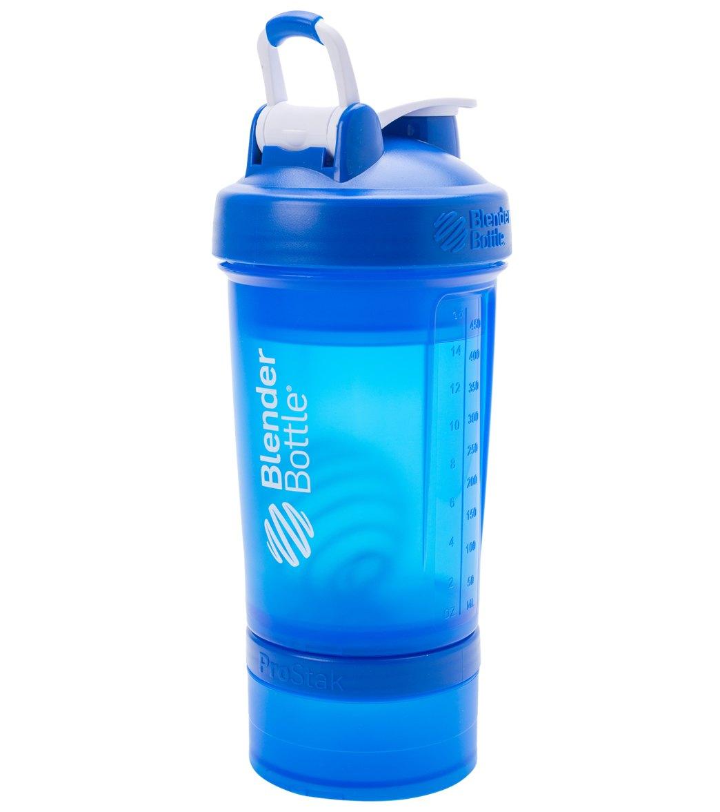 BlenderBottle ProStak 22oz Bottle (Full Color) at SwimOutlet.com