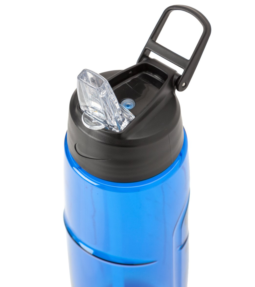 a7a03b4a63 ... Nike T1 Flow Swoosh Water Bottle 32oz Anthracite Wolf Grey Pds中文 ...