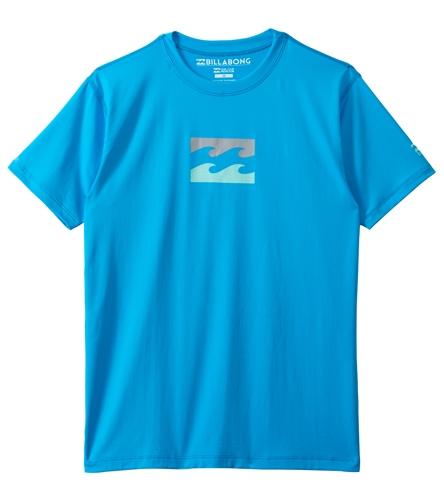 Billabong Boys' Chronicle Short Sleeve Surf Shirt at ...