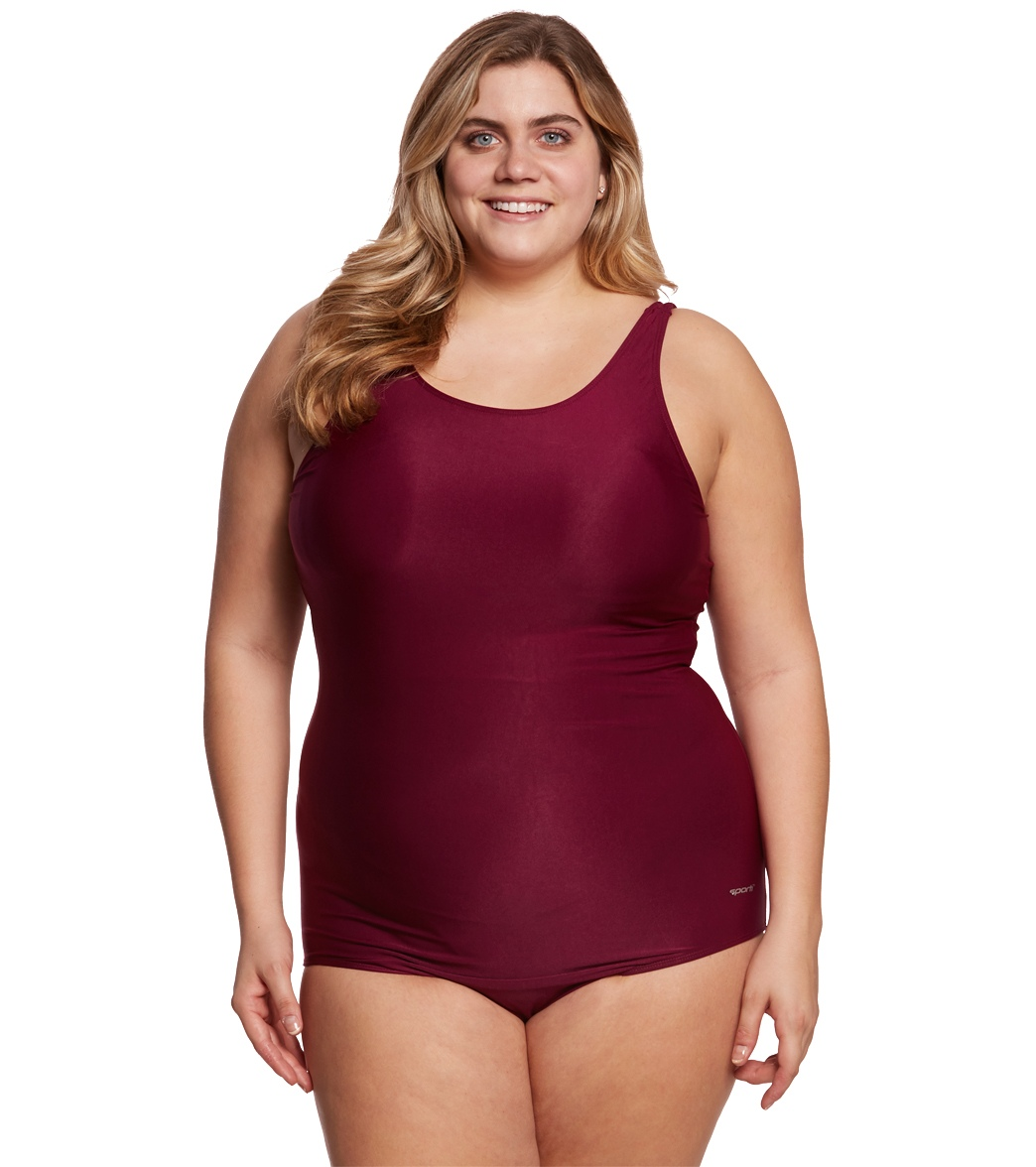 one piece plus size swimwear at swimoutlet