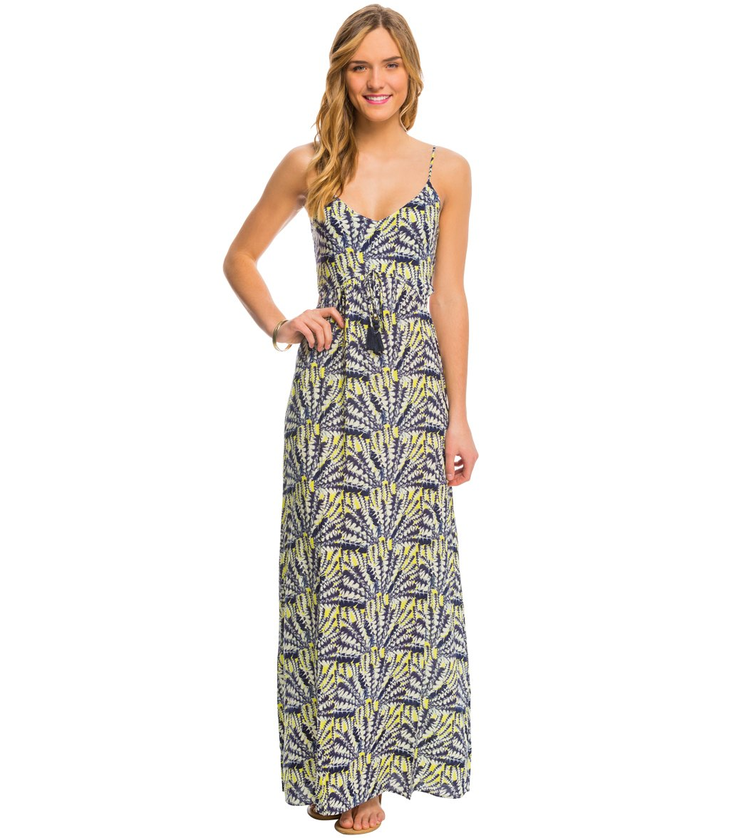 maxi dress with cover up