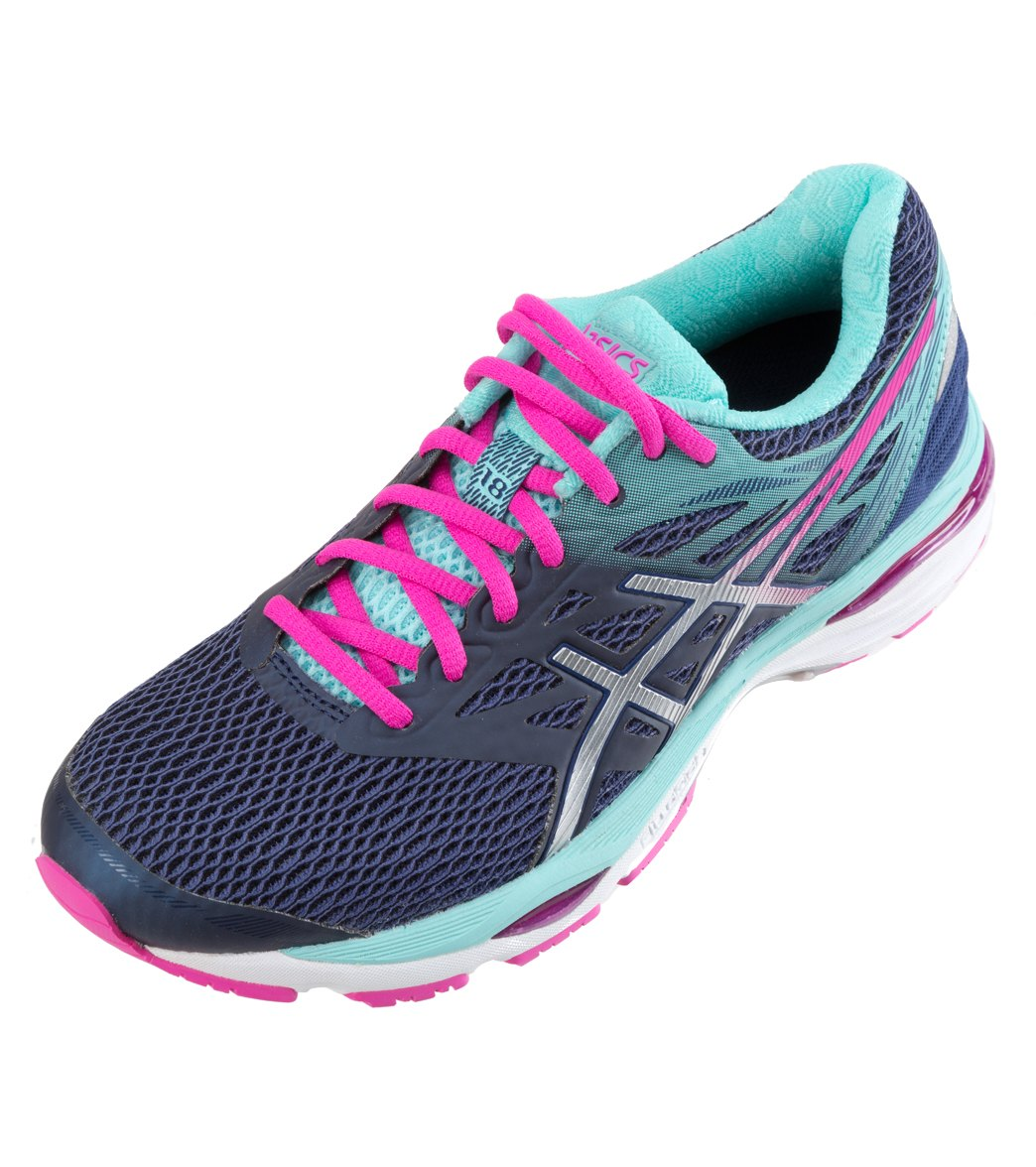 Asics Women's GEL-Cumulus 18 Running Shoes at SwimOutlet.com - Free Shipping