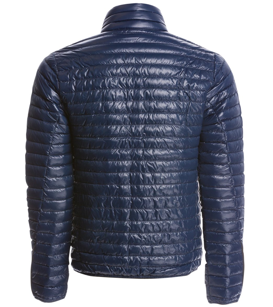 Adidas Men's Super Light Weight Down Jacket at SwimOutlet.com ...