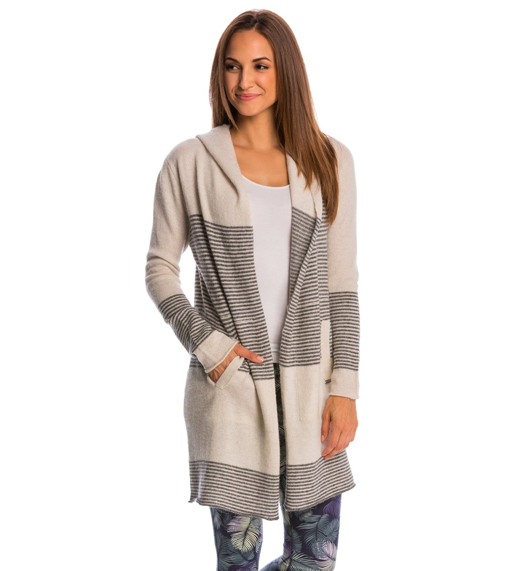 Carve Designs Alamosa Hooded Sweater Coat at SwimOutlet.com - Free ...