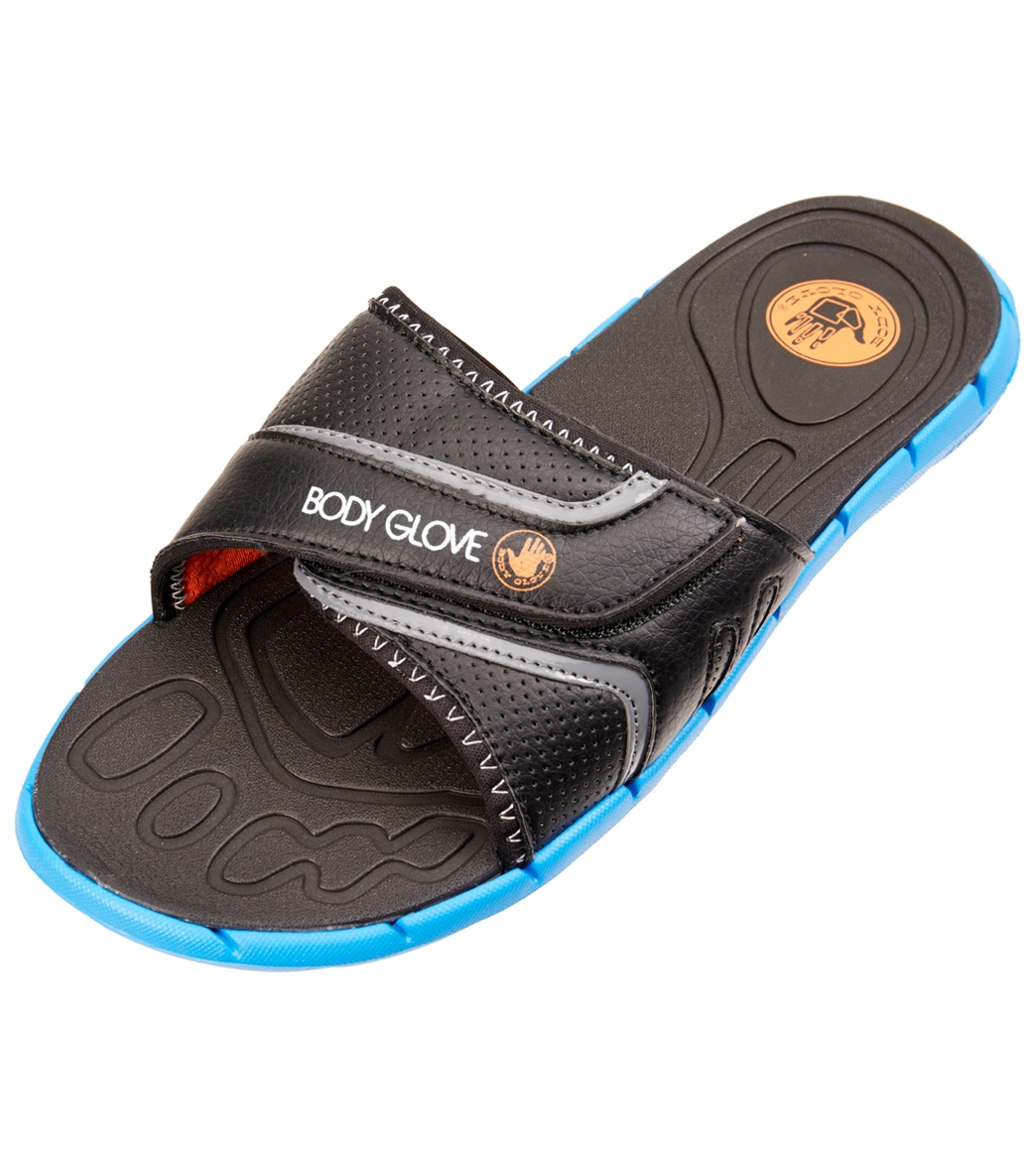 Body Glove® Strapped Slide Sandal