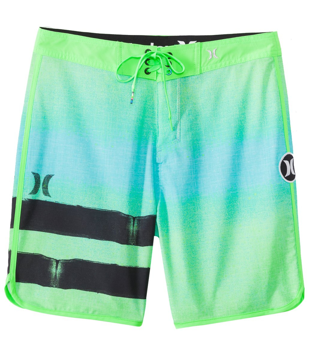 Hurley Men's Phantom Block Party Ink Boardshort at SwimOutlet.com - Free  Shipping