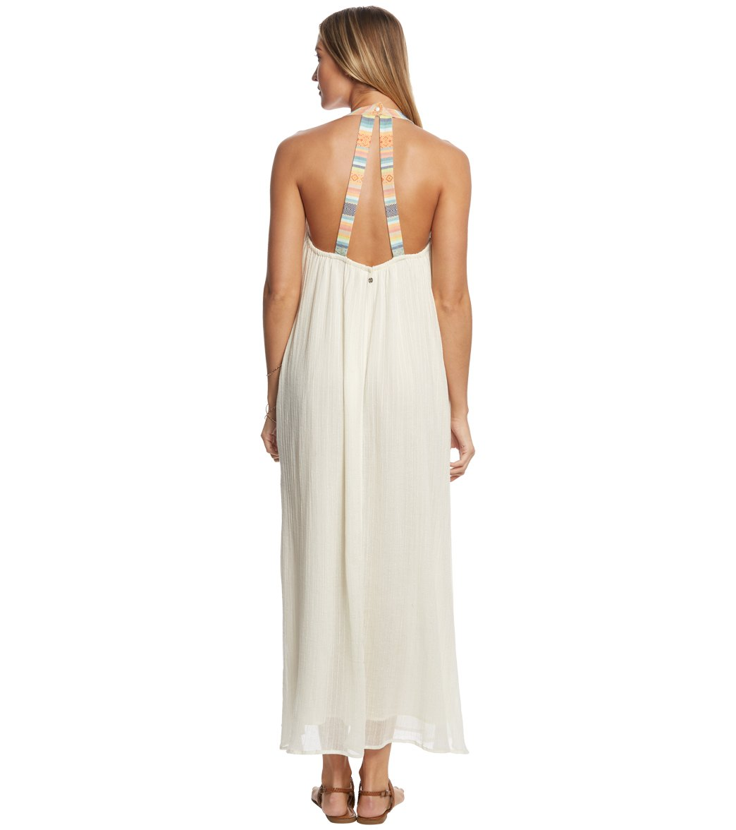 Rip Curl Sun Gypsy Maxi Dress at SwimOutlet.com - Free Shipping