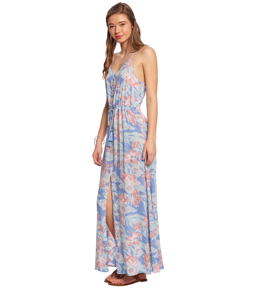Rip Curl Mia Flores Maxi Dress at SwimOutlet.com - Free Shipping