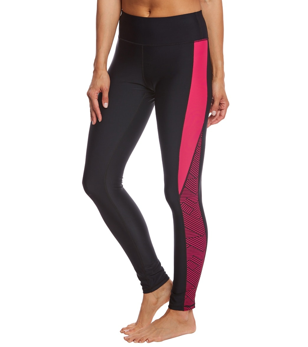 adca8fb4295db Women's Sun Protection Swim Tights at SwimOutlet.com