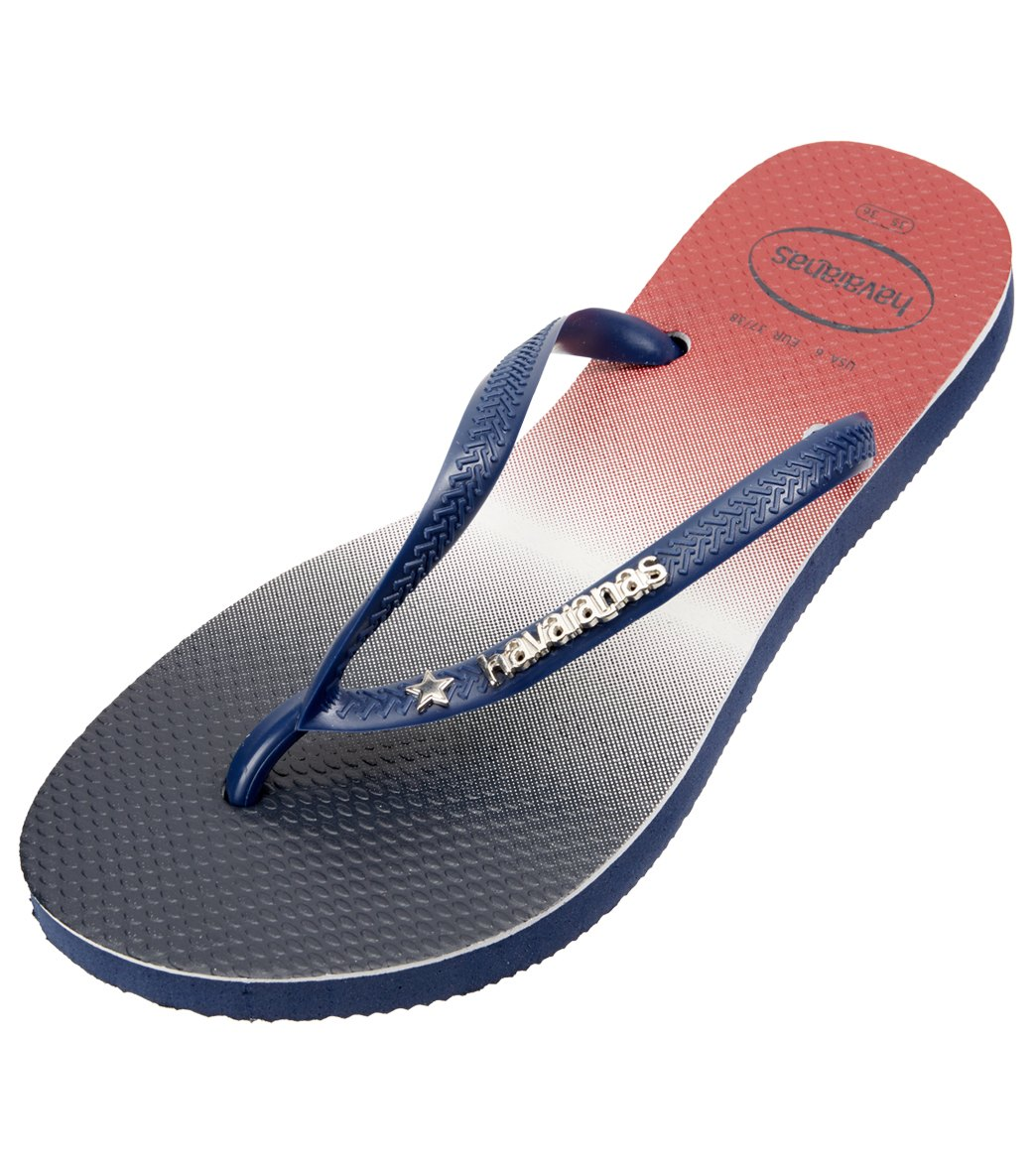 Havaianas Women's Usa Slim Flip Flop Z1XR98Tsnv
