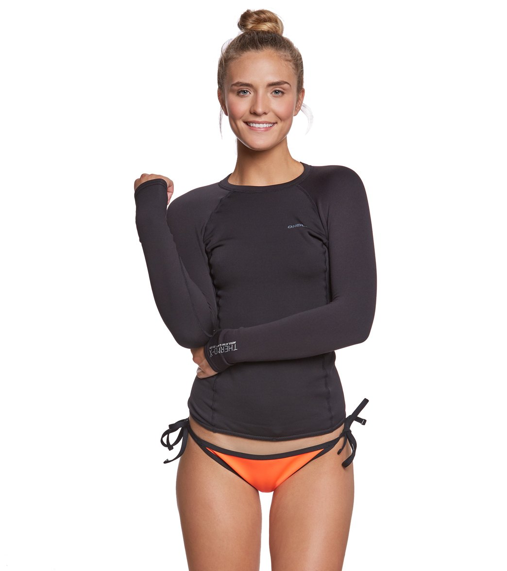abdf3584143 Buy Women's Rash Guards & Swim Shirts Online at SwimOutlet.com