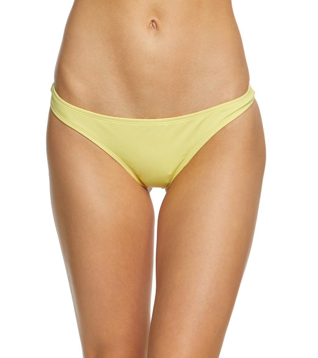 Billabong Women's Reissue Tanga Bikini Bottom