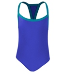 Clubswim Piped Thin Strap 4-6X
