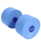 Sporti Fitness Light Resistance Barbells Water Weights - Purple - One Size