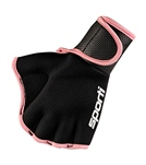 Sporti Fitness Glove - Black/Pink - Large