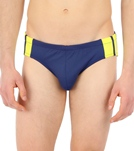 Sauvage Side Stripe Signature Racing Brief