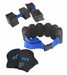 TYR Aquatic Fitness Kit
