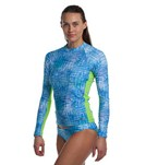 EQ Swimwear Glitch L/S Rashguard