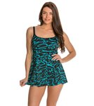 Longitude Noon Tide Tank Swimdress