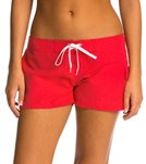 Sporti Women's Low Tide Boardshort - Coral - X-Large