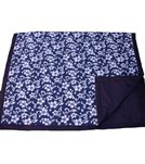 Tuffo Navy Hawaii Beach Blanket