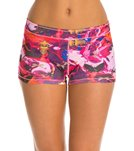 Speedo Turnz Bug Off Printed Swim Short - Pink - Large